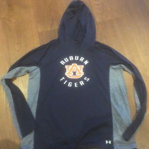 NWT Under Armour Auburn Tigers Pullover